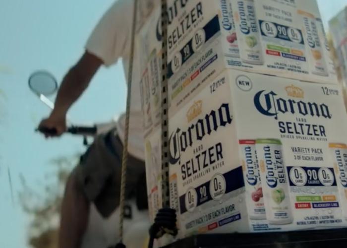 CORONA - Hard Seltzer