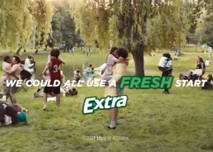 EXTRA GUM - For When It's Time